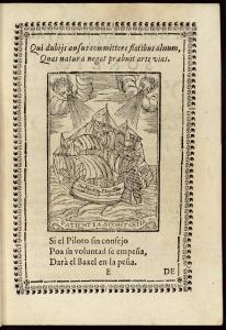 C. Pérez de Herrera, Proverbios morales y consejos christianos..., Madrid, [1733 ?] (BUC, UTJJ, XE 4002 Res)