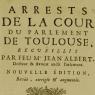 Sources toulousaines histoire du droit