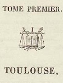 Droit et sciences juridiques (Toulouse)