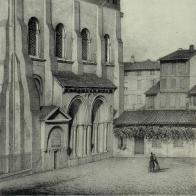 Porte des péchés capitaux (Saint Sernin, Toulouse)